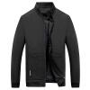 Battlefield Jeep мужские случайные короткие рубашки куртки бейсбола куртки воротник мужской моды Тонкий Мужчины куртка 17121Z7001 бордовый L