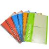 Kokuyo (Kokuyo) HOTROCK WCN-r1050 А5 50 этой страница спирального переплета / Блокнот / мягкие рукописи загружены 12 orange note творческий блокнот а5