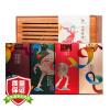 Восемь лошадей чайной промышленности Фуцзянь чай чай сочетание четырех (Гуань Инь + Dahongpao + Souchong чай + белый чай) 375г подарочной коробке nano nano твердый кариес зубной пасты 210г свежий гуань инь чай