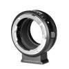 Meike (MEKE) MK-NF-F Микро одноразовое конверсионное кольцо Fuji Micro One Camera to Nikon F mount Объектив SLR 2015 new arrival meke meike mk d5500 pro 2 4g wireless remote control battery grip battery holder for nikon d5500