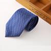 Yu Zhaolin YUZHAOLIN Мужская формальная одежда бизнес галстук свадебный жених волна точка галстук подарочная коробка синяя белая точка одежда для дам yu zhaolin ky5815