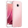 ESCASE Samsung Galaxy C7 C7 Samsung мобильный телефон оболочки мобильный телефон устанавливает случай телефона серии Samsung краска все включено кожа чувствовать кожу чувствовать твердую оболочку порошок