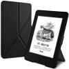 Керамика подходит Kindle 958 версия защитного покрытия / оболочки Kindle Paperwhite 1/2 из поколения электронных книг для книг спящий манжета складной кронштейн серия мудрость черный