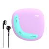 Патриот (Aigo) mp3 плеер маленький камень MP3-203 мини mp3 музыкальный плеер без потерь студентов высокого качества бегущие спортивной моды светло-фиолетовый