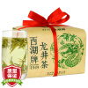Западное озеро Лунцзин чай бренд премиум весенний чай Лунцзин зеленый чай Mingqian обруча 2017 новый чай magnum юн tianshan зеленый чай 2017 новый чай канистра чай навалом чай 300г консервированных 6