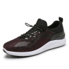 досуг стиль и туфли на платформе, холст, бежит, кроссовки, мужские ботинки случайные туфли на платформе балет квартир свободного стиля мужские ботинки