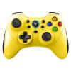 Rapoo V600S беспроводной игровой контроллер вибрации ручки Android телефон / компьютер / Smart TV / PS3 применимо король славы обрабатывать желтый rapoo