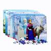 Toy Box 40 Frozen принцесса головоломки образовательные игрушки Диснея для детей 3-6 лет (древние головоломки Министерства девушки Шесть) 15DF2918 монополия bronze series 5305 семейная поездка в образовательные игрушки тайваньских детей как настольные игры