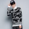 где купить Semir (Semir) свитер мужчин свитер мужской случайно шею свитер пуловер свитер маскировочные юнкеров 19316071415 темно-серый цвет L по лучшей цене
