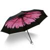 зонтик от солнца iRain Umbnella УФ складной зонтик зонтик зонтик три складной зонтик виниловые зонтики кристалл вишня джеймс джойс зонтик