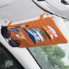 Длинная улица (Молонг) пакет автомобиля CD папка автомобиля кд устанавливает многофункциональный солнцезащитный козырек CD-ROM диска для хранения рукава черного чехла e mu cd rom