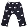 1pcs ребенка дети девочек, мальчиков - кит включен 100% хлопок, брюки, брюки лосины