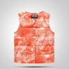 2017 New children's clothing autumn winter kids vest male female child cartoon liner boys girls flower vest high quality YF-07