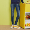 Semir (Semir) 2017 осень новый женские джинсы женщина была тонкой брюки Корейский тонкий брюки ноги волна 11316240004 Б.Ф. ветер брюки темно-синие джинсы 26 лезвия stanley 18мм 100шт 100шт 1 11 301