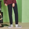 Semir (Semir) Осень 2017 мужские случайные брюки мужчины черные брюки бег трусцой штаны прилив юношеских спортивных брюки 12316271008 ноги в цветок серый XL