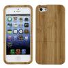 Натуральный Бамбук деревянный Чехол для iPhone 5 5С