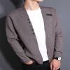 Мужские кружевные наборы корейских мужских свитеров для мужчин, чтобы увеличить размер свитера молодого свитера