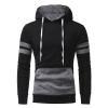 Brand 2017 Hoodie Personalized Patch Design Hoodies Men Fashion Tracksuit Mens Sweatshirt Off White Hoodie Mens Purpose Tour