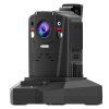 Cracker (DECRYPTERS) B10 высокой четкость записывающих видеокамер правоохранительного профессионального поле рекордер встроенного инфракрасное ночное видение 16G [двойная батарея]