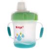 [супермаркет] Jingdong США Taizi Matyz ручка стиль ребенок соломы чашки мягкой соломы чашки ребенка Сиппи чашки 170 мл MZ-0924 Green чашки