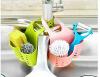 Висячий силиконовый держатель для хранения гаджетов для кухни, держатель для слива для губки щиты для кухни
