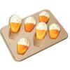 [Супермаркет] Jingdong школа кухня CHEF MADE чашка антипригарные формы для выпечки 6 даже Мадлен Шелл торт плесень печь посуда шампанское золото WK9029 экран для ванны triton пеарл шелл r