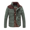 New Jacket Men 2017 Hot Sale Thick High Quality Autumn Winter Warm Outwear Brand Coat Casual Solid Male Windbreak Jackets ep cart m c931 45103714