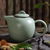 A Ting матовый глазури, керамические чайник чайник фильтр мощных нержавеющей стали фильтр чайник чая кунг - фу man ting