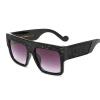 дешевые негабаритные солнцезащитные очки женщины квадратные белые черные большие женские солнцезащитные очки женские 2018 uv400 Peekaboo черные большие квадратные рамки солнцезащитные очки женщин алмаз 2018 новейшие бренд-дизайнер женщины солнцезащитные очки