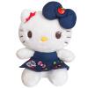 KT Hello Kitty Hello Kitty плюшевые игрушки куклы куклы куклы день рождения День Святого Валентина подарок для детей девочки денима вышивальный # 2 А модели серии игрушки для кукольных домиков re ment re ment rement hello kitty supermarket