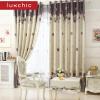 Lily Floral Отпечатанные занавески для гостиной занавесок для спальни \ Современные занавески для детей на заказ