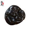 Phase Yutang Hainan incensePendants SubmergedHand carvedLaughing Buddha wood necklace MaitreyaPendant buddha silence 2 cd