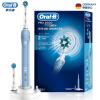 Braun Oral B P2000 3D  электрическая зубная щётка braun oral b pro700 white 3d звуковые волны смарт электрическая зубная щетка