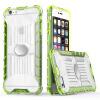 GANGXUN Чехол для iPhone 6 6s Plus Легкий защитный чехол 2 в 1 для iPhone 6 6s Plus чехол perfeo pf 5264 для iphone 6 iphone 6s plus чёрный