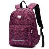 Карни-роуд Carneyroad мужская корейская версия случайного сумка рюкзак школьной дорожная сумка кампус камуфляж красный CR9016
