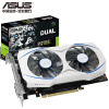 Asustek (ASUS) DUAL-GTX1050TI-4G 1290-1392MHz 4G / 7008MHz 128bit GDDR5 PCI-E3.0 графика gainward gtx1050ti табун v3 1290mhz 1392mhz 7008mhz 4g 128bit gddr5 графика