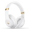 все цены на Beats Studio3 Wireless Sound Recorder Беспроводная гарнитура Bluetooth третьего поколения для наушников - белые микрофоны MQ572PA / A онлайн