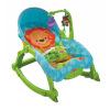 Fisher-Price Развивающие игрушки для новорожденного младенца милые животные многофункциональный портативный качалки сна стул W2811