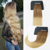 цена на 14-24 20Pcs 50G Per Package Brazilian Remy Hair 2Pcs/Lot Ombre Color Full Set Skin Weft Hair Extensions Free Shipping