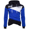 Brand 2017 Hoodie Casual College Wind Letters Hoodies Men Fashion Tracksuit Male Sweatshirt Off White Hoody Mens Purpose Tour