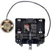 Rhythm Silence Movement Music Chime Box Plastic Quartz Mechanism Hands Pendulum Drive Units DIY Clock Accessory Kits mi 313 migix movement music купить дешево в китае