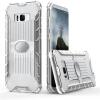 GANGXUN Чехол для Samsung Galaxy S8 Plus Легкий защитный 2 в 1 корпус для Samsung Galaxy S8 Plus чехол для samsung galaxy s8 plus объёмная печать printio лапа волка