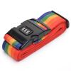 Гагарин Красочные кросс-ремень чемоданы ремешок чемодан багаж, связанный с комбинированным замком ремешок для ремня красочный ремень с радужными цветами чемоданы okiedog wild pack чемодан тигренок