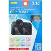 Фото JJC GSP-7DM2 Canon 7D MARK II SLR камера закаленная стеклянная пленка HD анти-царапающая золотая пленка антибликовая высокая проницаемость защитная пленка электростатическая адсорбционная пленка пленка
