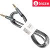 BIAZE У2 аудиокабель 3,5 магниевого сплава версии 3,5 до 1 метра кабель Цян цвет стерео колонки автомагнитолы AUX кабель наушников линия панель автомагнитолы в екб