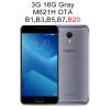 Meizu m5 note 4G LTE сотового телефона 4000mAh 5.5 '' Helio окта Core последний мобильны смартфон meizu m5 note m621h 16gb серый