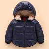 110/5000 Новые дети вниз рубашка мальчик и девочки детская одежда толстый вниз куртка детская одежда с капюшоном куртка