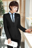 Novelty Grey Long Sleeve Autumn Winter Formal Blazers Jackets Coat For Ladies Office Business Professional Outwear Female Tops female caps for autumn