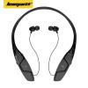 Leimai (LEIMAI) KB23 Bluetooth гарнитуры спортивных беспроводного движения ухо музыки гарнитура стерео Bluetooth гарнитура универсальные черная стоимость
