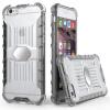 GANGXUN Чехол для iPhone 6 6S Легкий защитный 2 в 1 Корпус для iPhone 6 6S антигравитационный чехол для iphone 6 6s белый